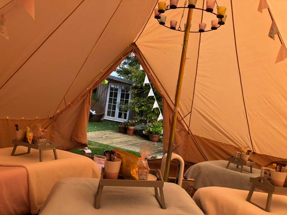 Cath Kidston Style & Themes u2013 Magical Bell Tent Experiences